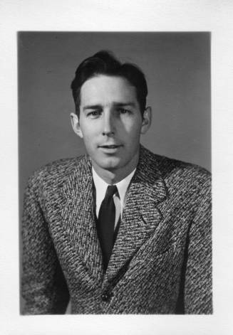 Charles Davis Portrait
