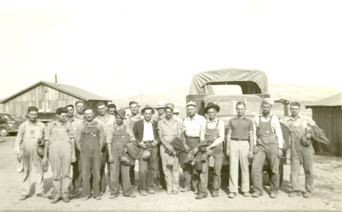 CPS Camp No. 33