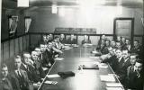 Civilian Public Service (CPS) Directors' Conference with CPS Camp #18, Denison,