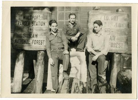 Waldport guys