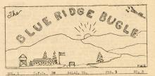 CPS Camp No. 39, The Blue Ridge Bugle