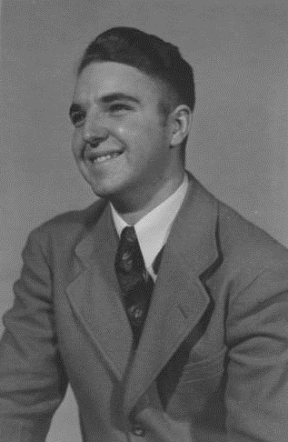 Robert P. Carter Portrait
