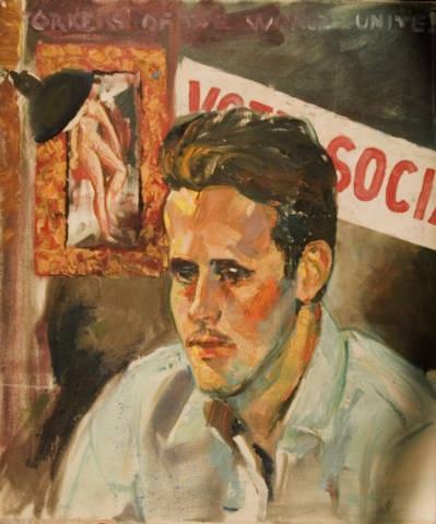 Painting of William Webb