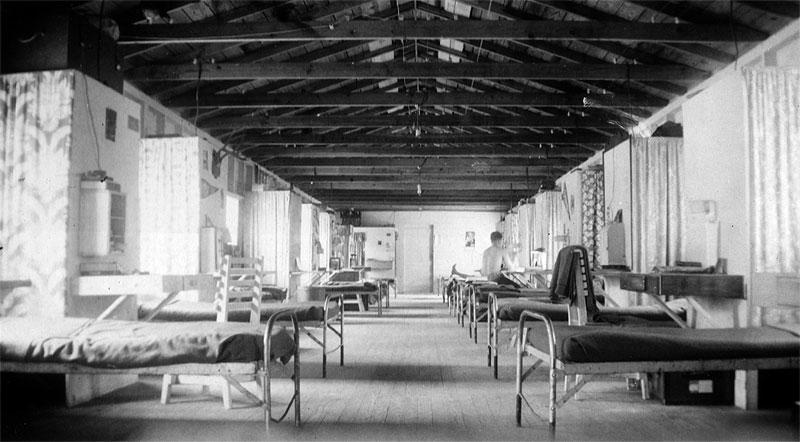 CPS Camp No. 31, Dormitory