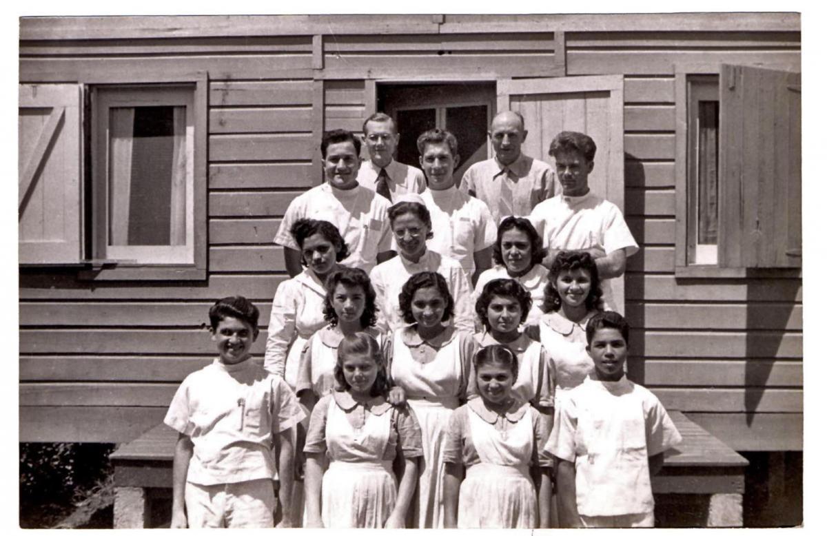 CPS Camp No. 43, subunit 1, Castñer Puerto Rico